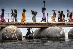 Índia - Allahabad foto de stock