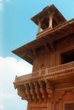 Índia da construção Fotos de Stock Royalty Free