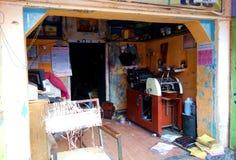 Índia da máquina impressora do vintage Imagens de Stock Royalty Free