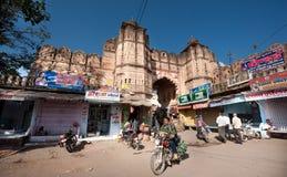 Índia de Bundi foto de stock