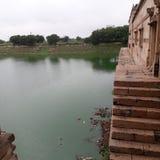 Índia de Gujarat do ahmadabad de Sarkhej foto de stock
