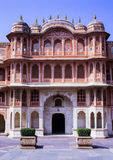 Índia de Jaipur do palácio da cidade Fotos de Stock