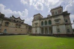 Índia histórica do palácio do estilo de Rajput Imagem de Stock