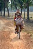 Índia rural imagens de stock