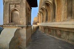 Índia, túmulo de Bijapur fotos de stock