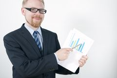 Índice com resultados Imagens de Stock