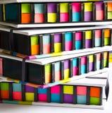Índice de papel. Fotografía de archivo