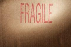 Índices frágeis Fotos de Stock Royalty Free