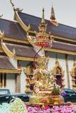 Άγαλμα του Βούδα στο εξωτερικό στοκ φωτογραφία με δικαίωμα ελεύθερης χρήσης