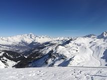 Άλπεις σειράς βουνών στοκ φωτογραφίες με δικαίωμα ελεύθερης χρήσης