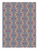 Άνευ ραφής διάνυσμα αποθεμάτων σχεδίων, χρήση για το κεραμωμένο υπόβαθρο, που χρωματίζεται διανυσματική απεικόνιση