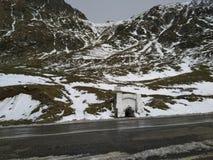 άνοιξη Transfagarasan βουνών στοκ εικόνα με δικαίωμα ελεύθερης χρήσης