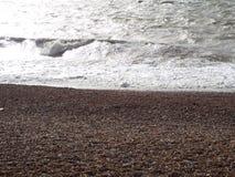 Άποψη από την παραλία στοκ εικόνες με δικαίωμα ελεύθερης χρήσης