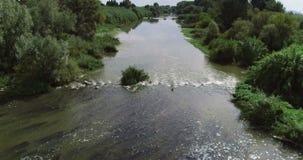 """Άποψη του ποταμού """"Ter """" Χρονικό σφάλμα"""