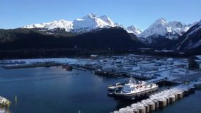 Έναρξη πορθμείων της Αλάσκας φιλμ μικρού μήκους