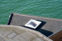 Ένας θόλος στη στέγη στοκ εικόνες με δικαίωμα ελεύθερης χρήσης