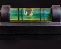 Ένα μικρό επίπεδο φυσαλίδων στο Μαύρο στοκ φωτογραφία με δικαίωμα ελεύθερης χρήσης