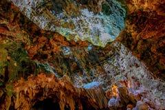 Αίθουσα ένα σπηλιών Callao, cagayan, Φιλιππίνες στοκ φωτογραφίες