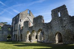 Αβαείο Netley, Χάμπσαϊρ, Αγγλία, UK στοκ εικόνες