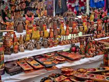 Αγορά σε Chichicastenango, Chichicastenango, Γουατεμάλα στοκ εικόνα με δικαίωμα ελεύθερης χρήσης