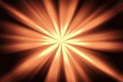 Ακτίνες του ήλιου αφηρημένη ανασκόπηση στοκ φωτογραφία με δικαίωμα ελεύθερης χρήσης