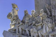 500 ανακαλύψεις Henry θανάτου εορτασμών καραβελών επετείου του 1960 εγκαινίασαν τον πλοηγό Πορτογαλία μνημείων της Λισσαβώνας που στοκ εικόνα με δικαίωμα ελεύθερης χρήσης