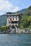 αναρωτιέται της λίμνης Como στοκ φωτογραφία με δικαίωμα ελεύθερης χρήσης