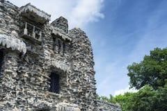 Ανατολή Haddam Κοννέκτικατ κρατικών πάρκων του Gillette Castle στοκ φωτογραφία με δικαίωμα ελεύθερης χρήσης
