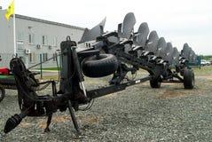 Αρθρωμένος εξοπλισμός για το τρακτέρ Tyumen Ρωσία στοκ φωτογραφία με δικαίωμα ελεύθερης χρήσης