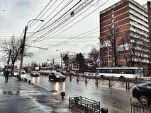Αστικός - παλαιά εργοστάσια στοκ φωτογραφίες