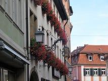 Αστικό τοπίο που αγνοεί το κτήριο πόλεων στοκ εικόνες με δικαίωμα ελεύθερης χρήσης
