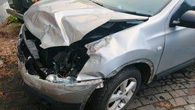 Ασφάλεια αυτοκινήτου ατυχήματος στοκ φωτογραφίες με δικαίωμα ελεύθερης χρήσης