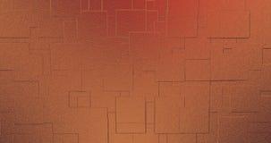 Αφηρημένος γεωμετρικός αυξήθηκε χρυσή backgroundfoil κεραμιδιών τρισδιάστατη απόδοση υποβάθρου βρόχων σύστασης άνευ ραφής απεικόνιση αποθεμάτων