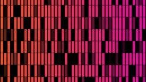 Αφηρημένο υπόβαθρο με τη ζωτικότητα των μορίων τρεμουλιασμάτων διανυσματική απεικόνιση
