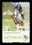 ΑΥΣΤΡΑΛΙΑ - γραμματόσημο στοκ εικόνες με δικαίωμα ελεύθερης χρήσης