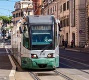 Αυτοκίνητο καροτσακιών στη Ρώμη στοκ φωτογραφία