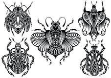 Απεικόνιση εντόμων Συλλογή ζωύφιων απεικόνιση αποθεμάτων