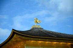 Βουδιστικός ναός Kinkaku, Κιότο, Ιαπωνία στοκ εικόνα