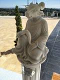 Βόδι Stone Rai Chiang στοκ φωτογραφία με δικαίωμα ελεύθερης χρήσης