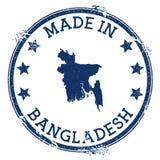 γίνοντας στο γραμματόσημο του Μπανγκλαντές απεικόνιση αποθεμάτων