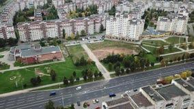 Γειτονιά Luchesa τοπίων απόθεμα βίντεο