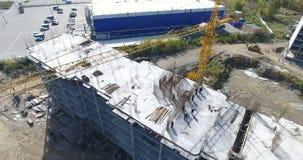 γερανός οικοδόμησης κτη&r φιλμ μικρού μήκους