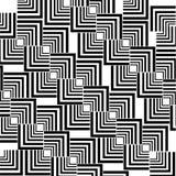 γεωμετρικό άνευ ραφής διάνυσμα προτύπων Σύγχρονη σύσταση με τις γραμμές, λωρίδες ελεύθερη απεικόνιση δικαιώματος