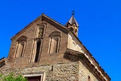 Εκκλησία Αγίου George σε Sighnaghi, Kakheti, Γεωργία στοκ φωτογραφία με δικαίωμα ελεύθερης χρήσης