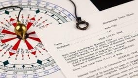 Εκκρεμές για divination απόθεμα βίντεο