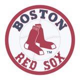 Εκδοτικός - MLB Boston Red Sox διανυσματική απεικόνιση