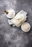 Ελεύθερο αλεύρι, σιτάρι και νουντλς ρυζιού γλουτένης στοκ φωτογραφία με δικαίωμα ελεύθερης χρήσης