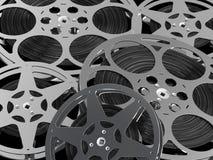 εξέλικτρο ταινιών ελεύθερη απεικόνιση δικαιώματος