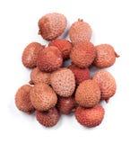 Εξωτικός καρπός lychee στοκ εικόνα με δικαίωμα ελεύθερης χρήσης