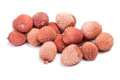 Εξωτικός καρπός lychee στοκ φωτογραφίες με δικαίωμα ελεύθερης χρήσης